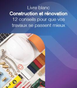 livre blanc travaux et construction