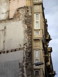 construction fissurée chronique