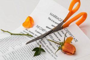 divorce et rachat de maison