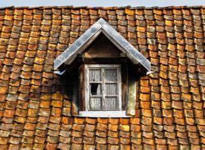 utilisation tuiles récupération toiture