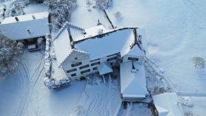 neige menaces effondrement toitures