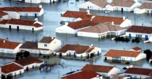 Inondation maison