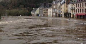 tempête Bretagne