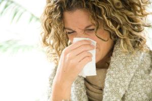 Allergies moisissures