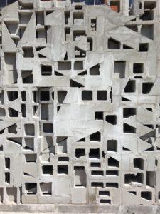 fissures mur parpaing