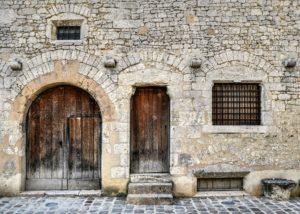 ravalement façade fissurée
