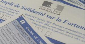 réforme ISF 2011