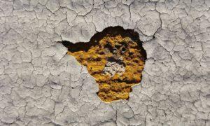fondations insuffisantes absentes origine fissures