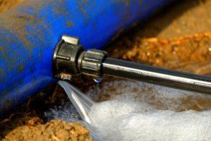 identifier fuites d'eau