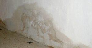 humidité désordres structurels