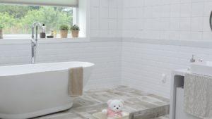 aménager salle de bains