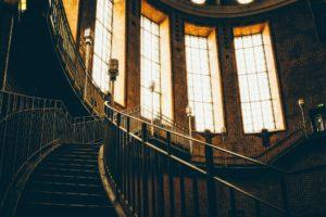 éléments escalier