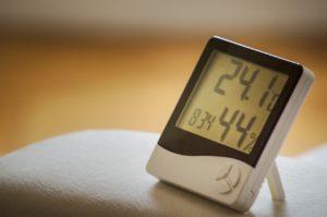 appareils pour mesurer humidité dans maisons