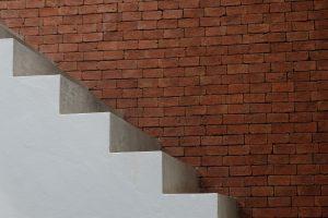 reculement escalier