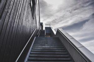 hauteur et largeur des marches