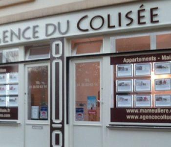 Agence immobilière du Colisée