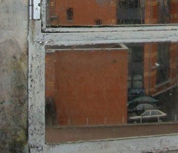 Humidité fenêtre