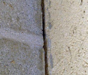 extension de maison et risque de fissures