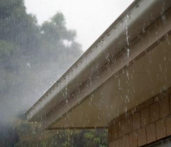 récupération eau du toit